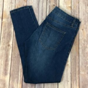 COTTON ON Mid rise skinny stretch jeans